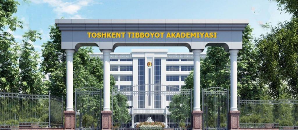 TASHKENT Medical Academy (TMA) UZBEKISTAN
