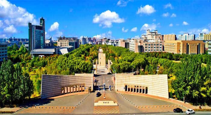 JILIN University (JLU) CHINA