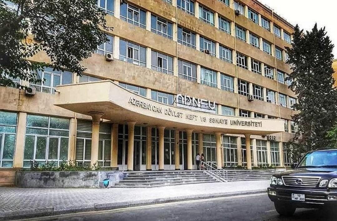 AZERBAIJAN State Oil and Industry University (ASOIU) AZERBAIJAN