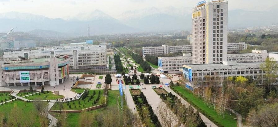ALFARABI KAZAKH NATIONAL University (AKNU) KAZAKHSTAN