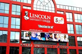 LINCOLN University College (LUC) MALAYSIA