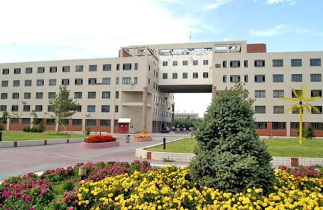 SHIHEZI University (SZU) CHINA
