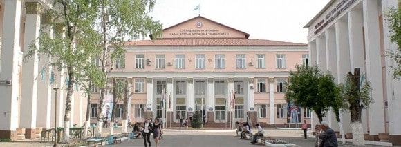 KAZAKH NATIONAL Medical University (KNMU) KAZAKHSTAN